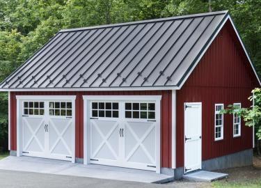 20x20 2 car garage