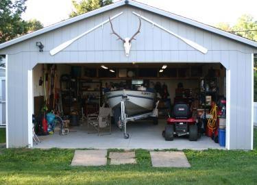 cheap discounted garage in va