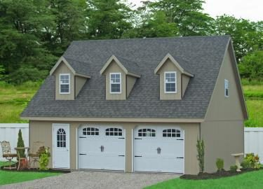 amish two garage pa nj va de 1