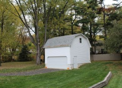 two story barn garage ny