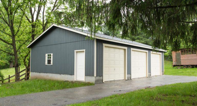 28x40 three car garage phoneix md