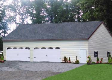 4 car garage with loft nj ny