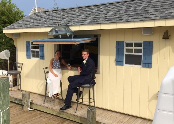 12438 backyard serving shed