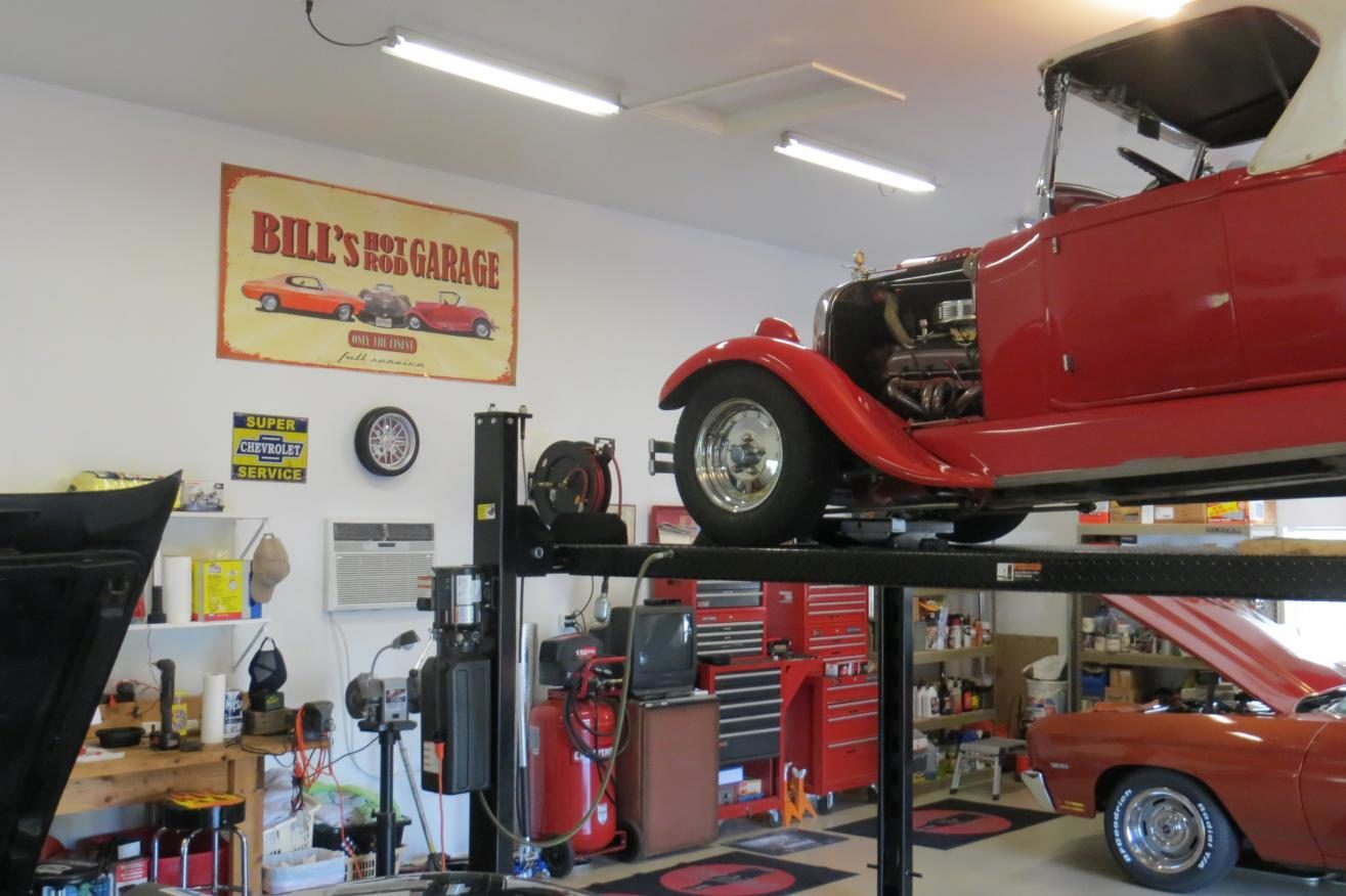 buy garage with lift space md