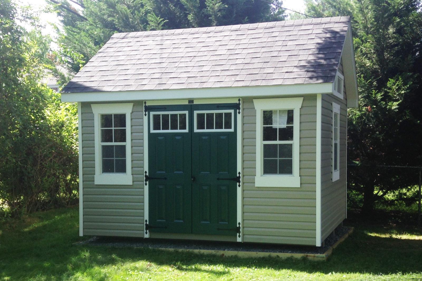premier garden storage shed in newburgh