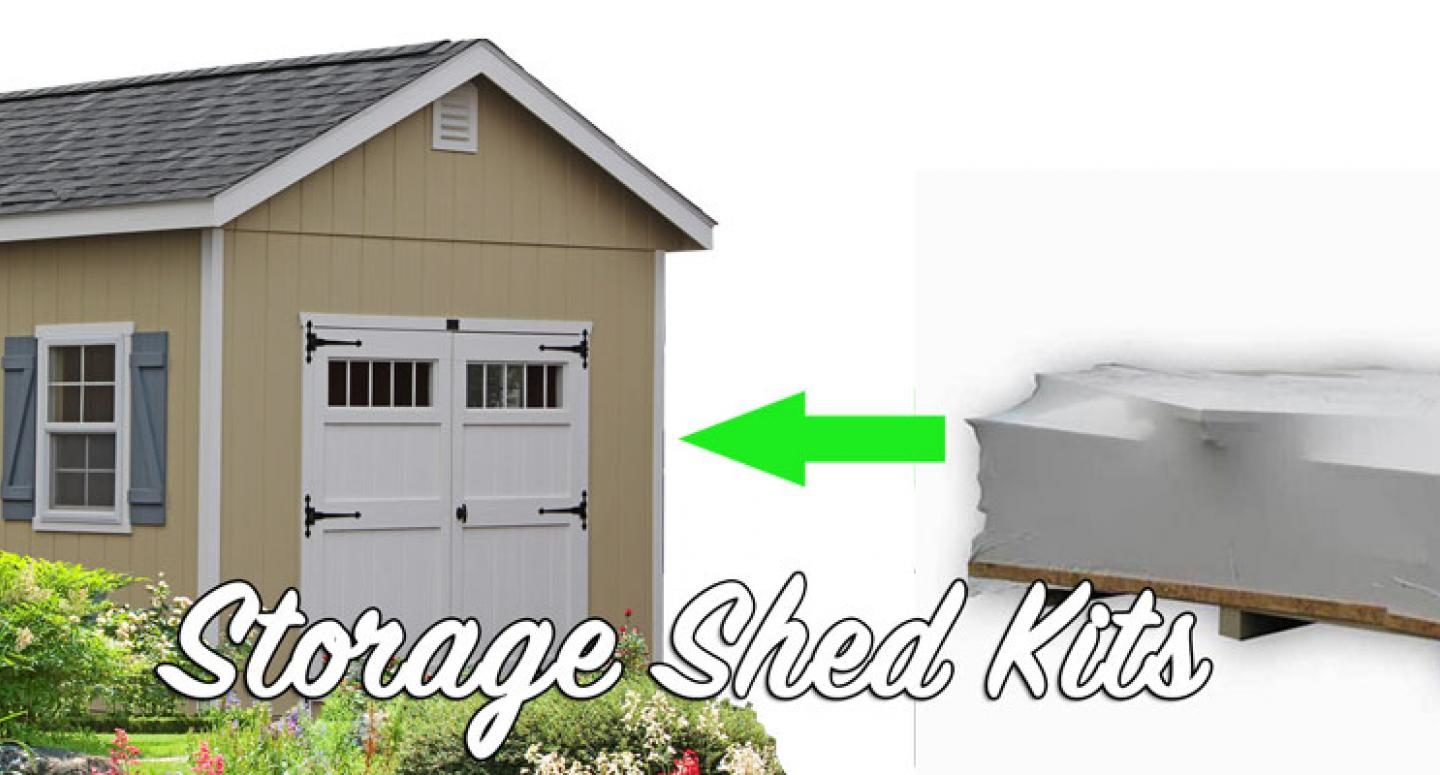 storage shed kits for sale in pa 1