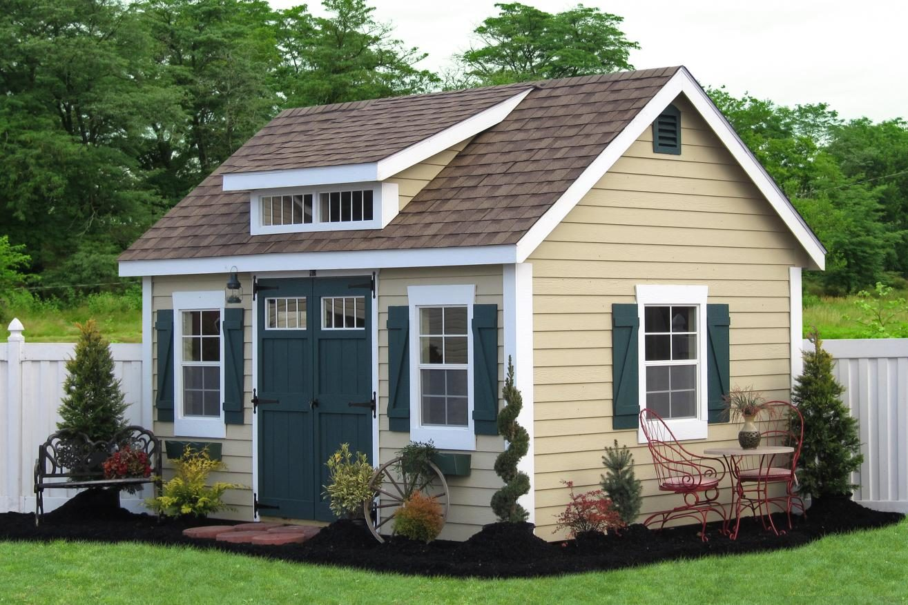 sheds in stamford ct