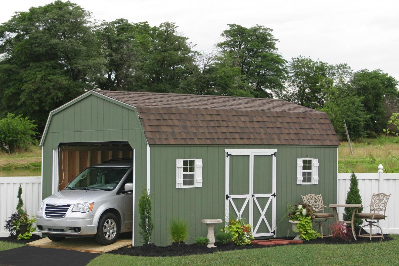 modular prefab car garages