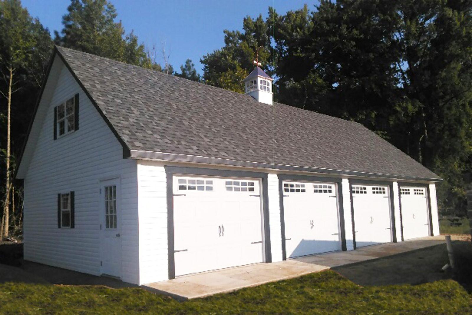 buy garage with loft pa