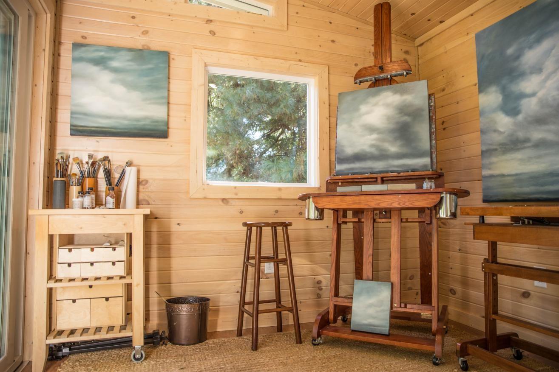 modern studio sheds