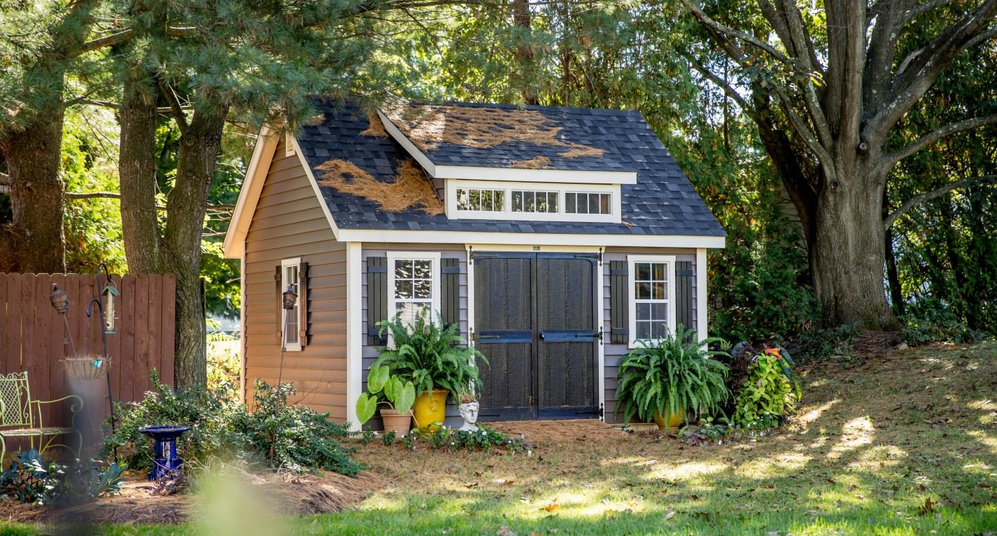 outdoor barns and sheds pa md