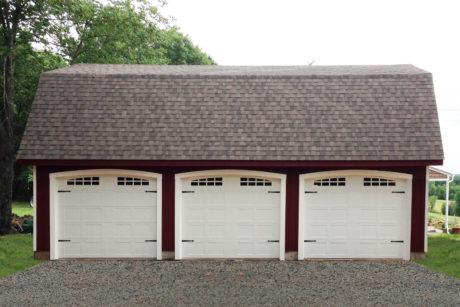 three car garage with apartment plans