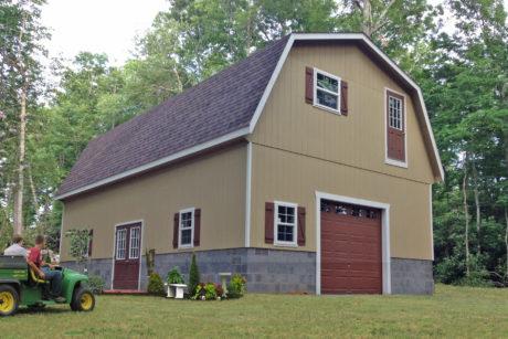 four car barn garage nc