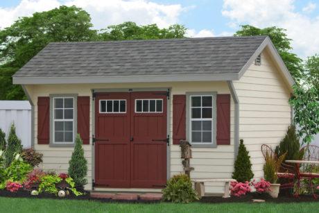 classic shed beautiful