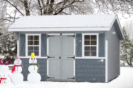 custom classic shed 2