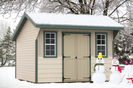 outdoor amish storage sheds