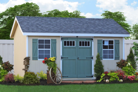 buy amish sheds direct