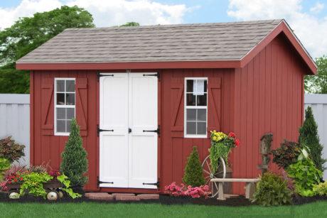 classic barns sheds