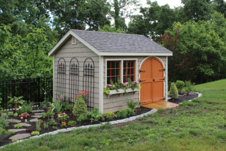 custom garden shed