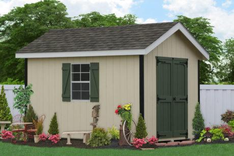 custom storage sheds de