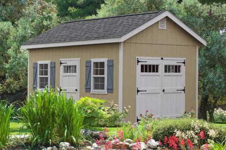 custom storage sheds pa