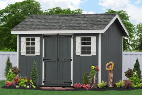 quality custom sheds pennsylvania