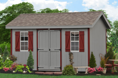 where to buy wooden shed pa