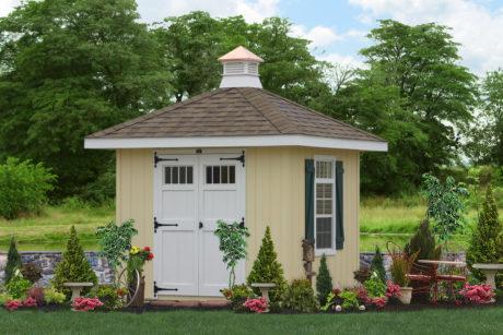 custom sheds barns va wa pa