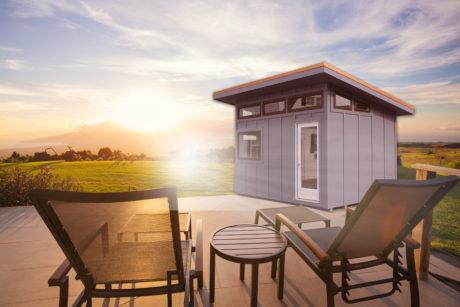 buy a modern prefab shed in ny