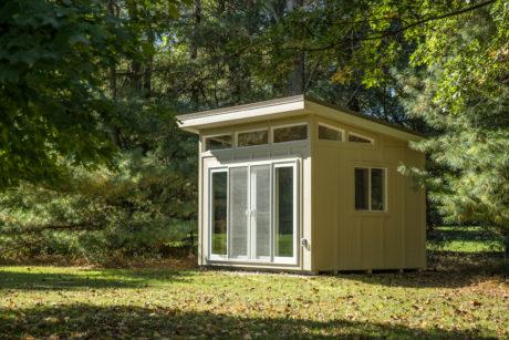 buy modern studio shed for art