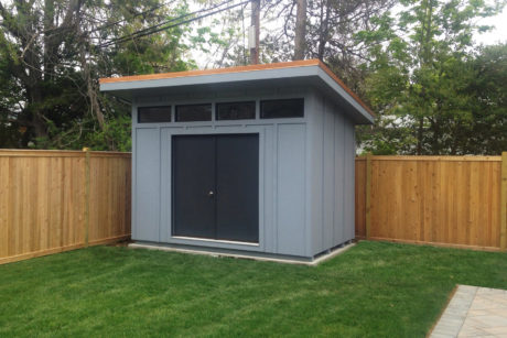 modern prefabricated sheds in md