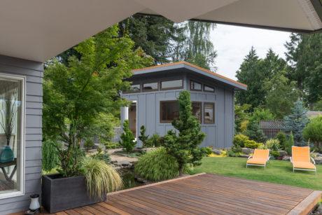 modern sheds studios