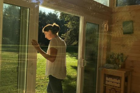 backyard home art studio