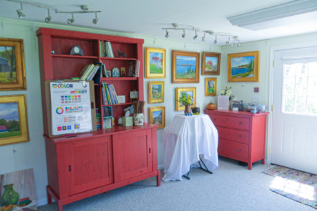 home art studio shed pa ct md