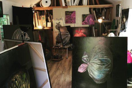 leeahjoo dream home art studio