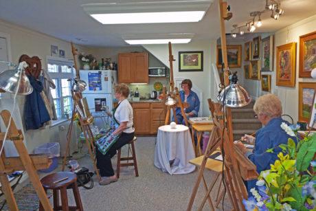maggie leiby studio home art studio pa