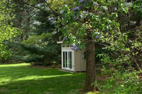 modern home art studio shed near me