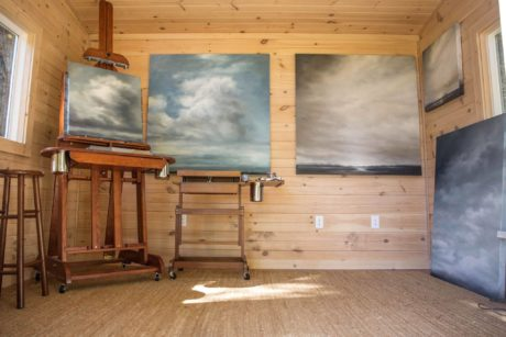 outdoor storage shed studio