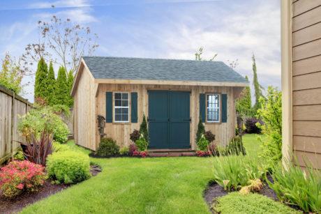 buy a cedar shed