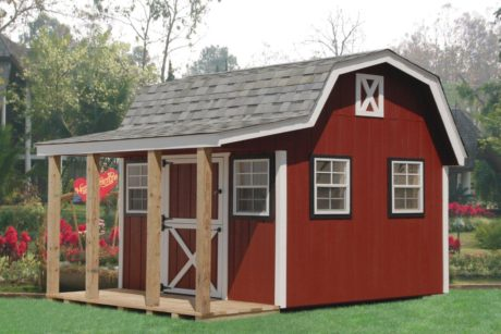 buy shed with porch pa