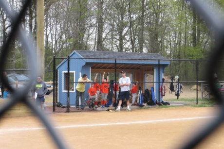 sports field dugouts custom built ny ct nj