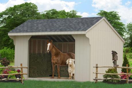 10x16 run in sheds