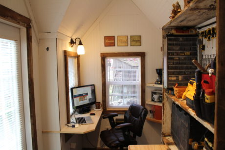 home workshop portable office in pa