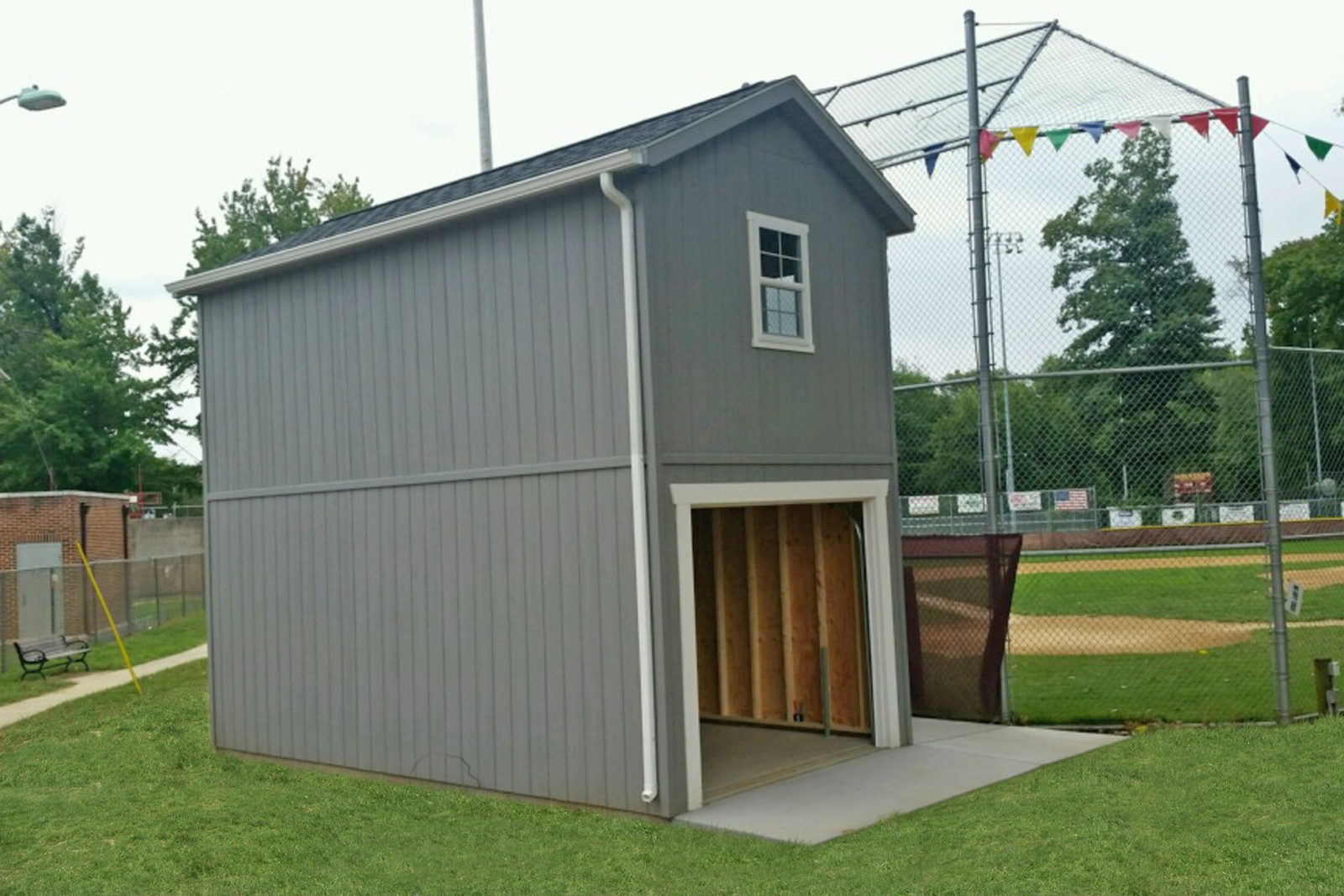 press box announcers booth for sale