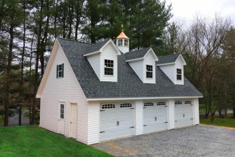 beautiful detached garage ideas