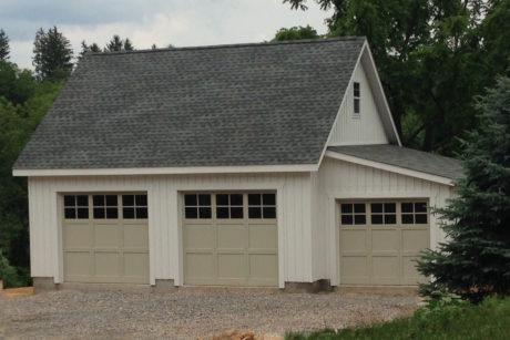 three car garage in va