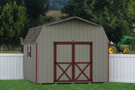 buy an economical shed in de