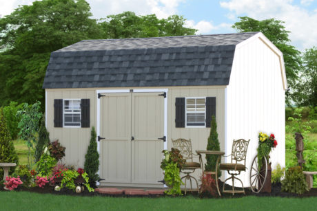 wooden sheds in md