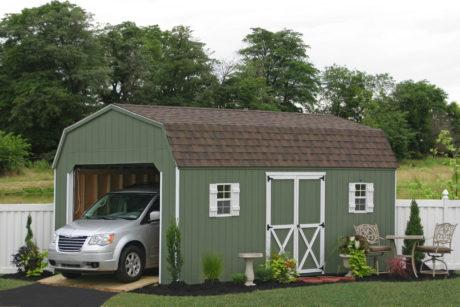 buy single car garages