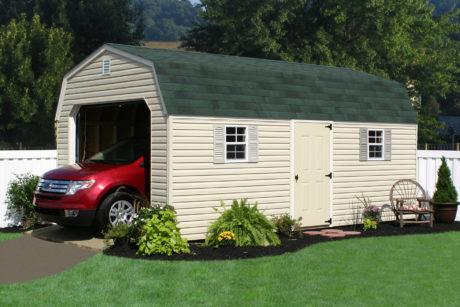 portable single car garage nj